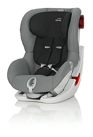 britax-romer 2000022570King II LS Autositz, grau (Steel Grey)