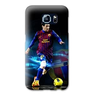 Case Samsung Galaxy S6 Foot - - messi blueN -