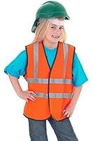 Uneek Childrens Hi-Viz Waist Coat - 2 Colours Available