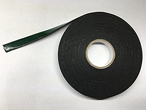 19mm Side Plastic Moulding Tape Double Sided Foam Waterproof Strong Adhesive 10M