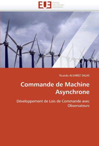 Commande de machine asynchrone par Ricardo ALVAREZ SALAS