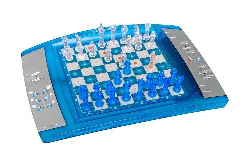 Lexibook - Ajedrez electrónico y luminoso, con teclado sensitivo (LCG3000)