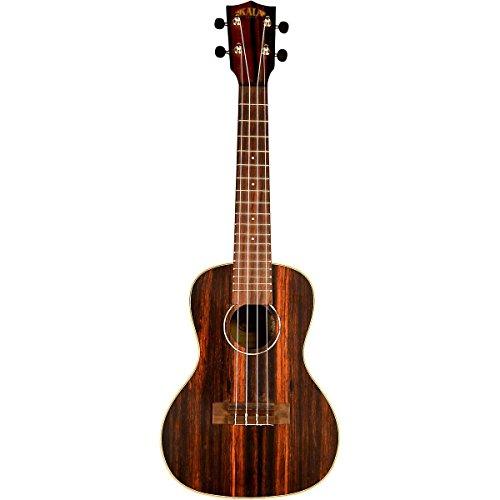 Kala-KA-EBY-C-Ukelele-de-concierto-madera-de-bano-diseo-a-rayas