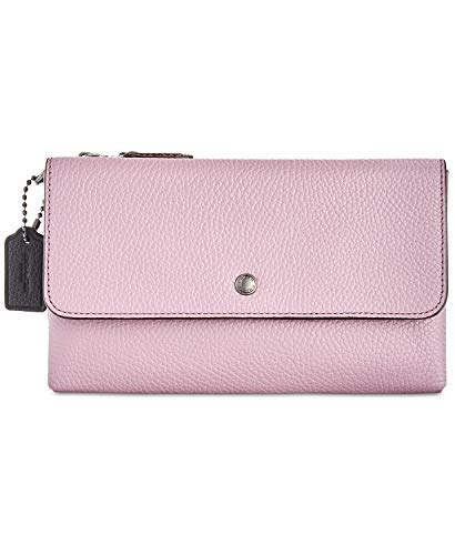 Coach Women`s Triple Small Wallet (One Size, Jasmine Multi/Gold)