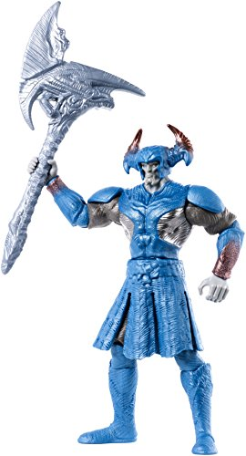 Mattel FNY55 DC Justice League Movie Basis Figur Steppenwolf, 15 cm