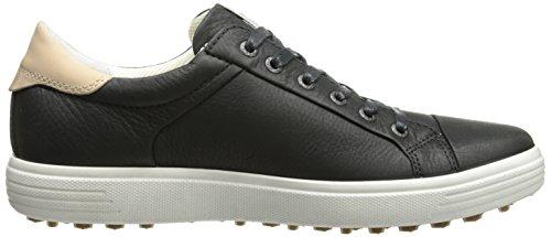 "Ecco Men""s ECCO MEN""S GOLF CASUAL HYBRID Golf Shoes, Black, 40 EU"