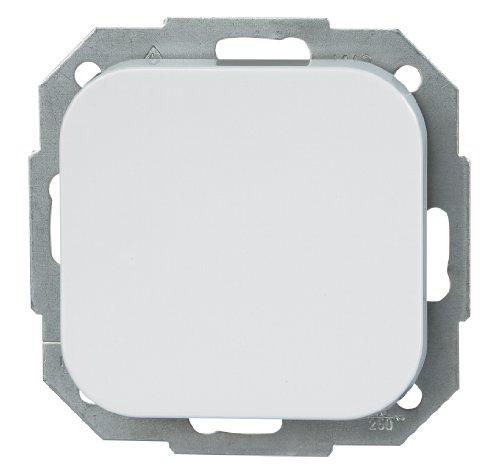 Kopp 688702005 Donau - Interruptor de cruce, color blanco