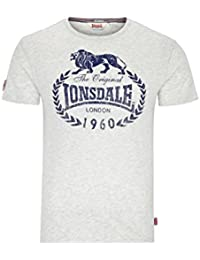 Lonsdale T-Shirt Trägerhemd Ollie - T-Shirt Manches Longues - Homme