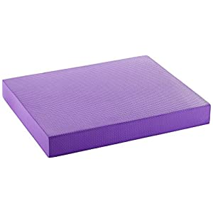 Apollo Balance Pad Koordinationsmatte 48,5x38x6cm für Fitness, Yoga und Pilates