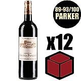 X12 Château Grand Pontet 2014 75 cl AOC Saint-Emilion Grand Cru Classé Rouge Rotwein