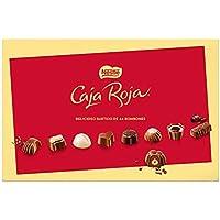 NESTLÉ CAJA ROJA Bombones de Chocolate - Estuche 400g