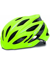 Giro Savant - Casco para ciclismo, color amarillo (highlight yellow), talla M
