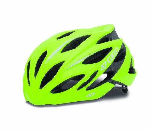 Giro Savant - Casco para ciclismo, color amarillo (highlight yellow), talla M