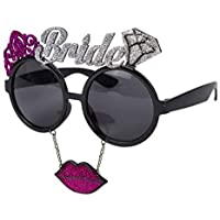 Hen Party / Bride To Be Novelty Fancy Dress Glasses