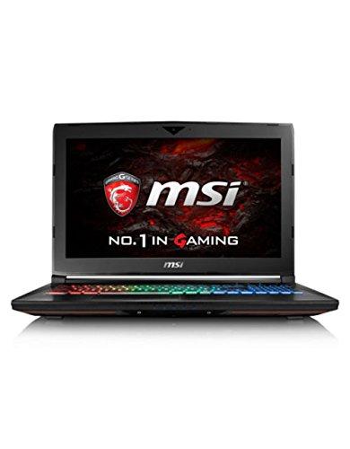 """MSI Gaming GT62VR 6RD(Dominator)-213FR 2.3GHz i5-6300HQ Intel® CoreTM i5 della sesta generazione 15.6"""" 1920 x 1080Pixel Nero Computer portatile"""