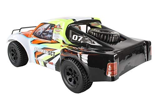 RC Short Course Truck kaufen Short Course Truck Bild 1: 1:10 HSP Breaker SCT RTR Orange*