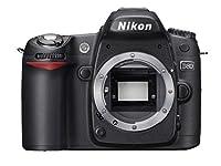 Nikon D80 - Cámara Réflex Digital 10.2 MP (Cuerpo) (Reacondicionado)