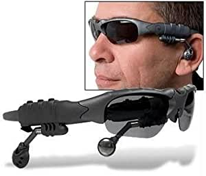 Edwin Clark Mp3 Player Sunglasses Goggles Expandable Up To 32Gb - Mp3G001A