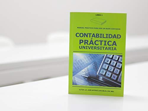 CONTABILIDAD PRACTICA UNIVERSITARIA - LIBRO 1 eBook: Lara Mejia ...