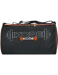 Kore Drive Gym Bag (Orange/Black)