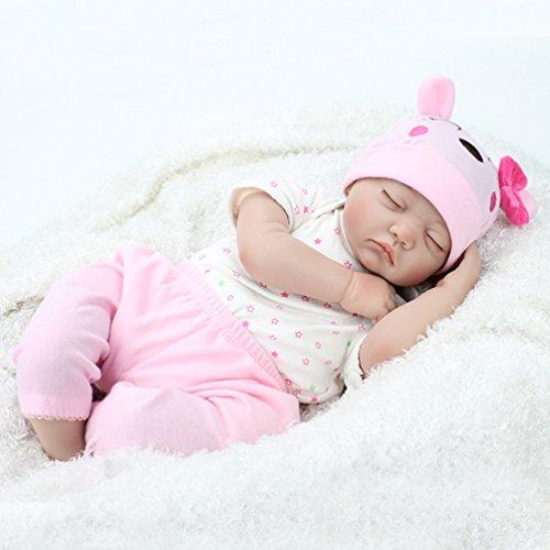 e32fc66943 ... Vinilo Suave Silicona Baby Doll Niños Magnetismo Juguetes Recien  Nacidos Cierra Tus Ojos Niña Regalo. febrero 20, 2019. item image. ¡Comprar  en Amazon!