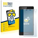 2x BROTECT Matte Protector Pantalla para Fairphone 2 (2015) Protector Mate, Película Antireflejos