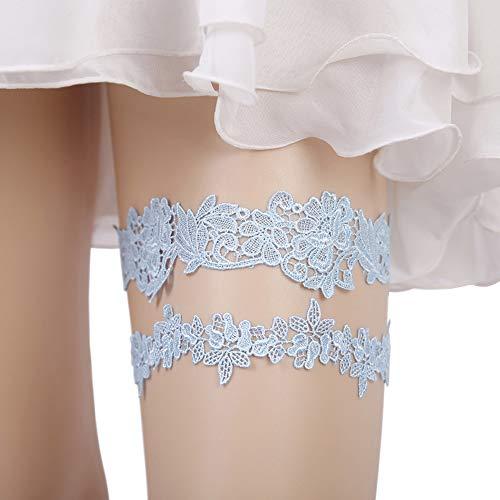 Accessori da sposa di nozze elastiche di giarrettiera stile elegante classico