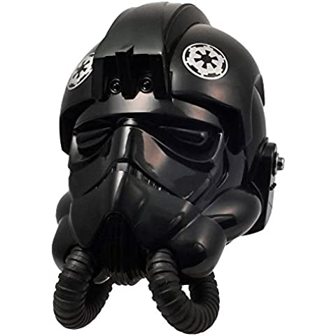 Sherwood Media - Cascos de Star Wars, 05 Piloto De Caza Tie