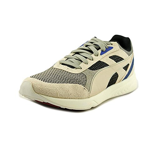 Puma 698 Ignite Select Wildleder Turnschuhe Sand Dollar-Sand Dollar