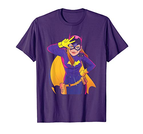 Batman Batgirl Moves T Shirt