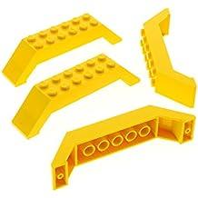 LEGO 30180 Bogenstein Brückenstein Schrägstein 10x2x2 Hellgrau//Weiß 1 Stück 40A