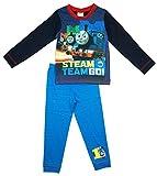 jungen Thomas die kleine Lokomotive Percy Dampf Team Go! Pyjama Größen von 18 Monate bis 5 Jahre - Mehrfarbig, 18 - 24 Months