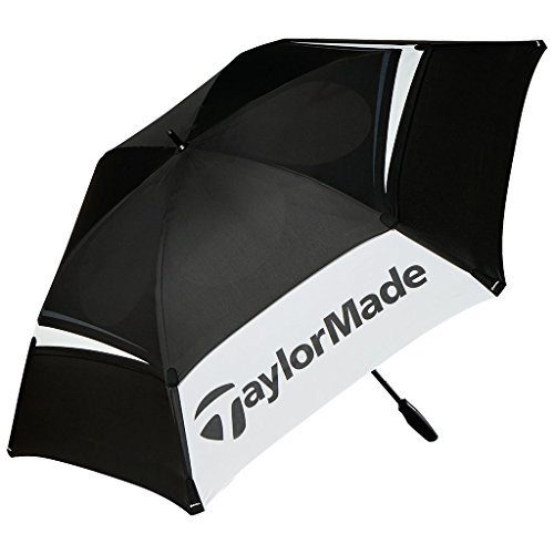 taylormade-2017-tm-tour-68-lightweight-double-canopy-mens-golf-umbrella-black-white