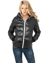 Urban Classics Ladies Shiny Bubble Jacket