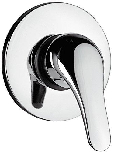 Grifo mezclador empotrable para ducha de la serie Enter
