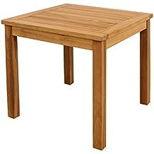 Suchergebnis Auf Amazon De Fur Gartentisch Quadratisch Holz