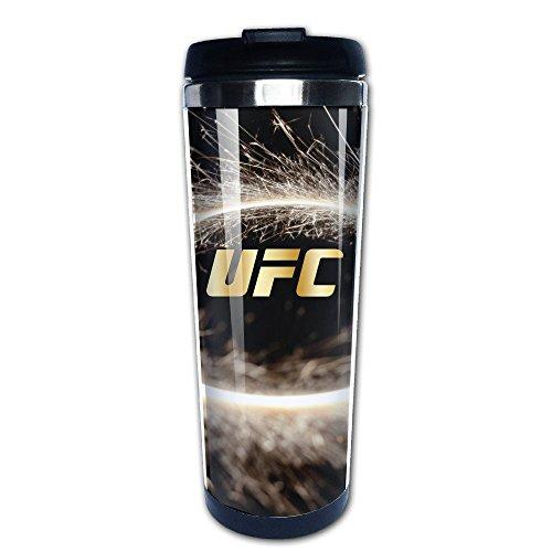 Acme&Real UFC Black Gold Logo Vacuum Cup