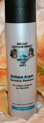 Brilliant Luxus Hair Protect - Arganölshampoo (Luxus-hundeshampoo)