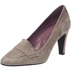Studio Paloma Eugenie, Damen Pumps, Taupe, Gr. 40