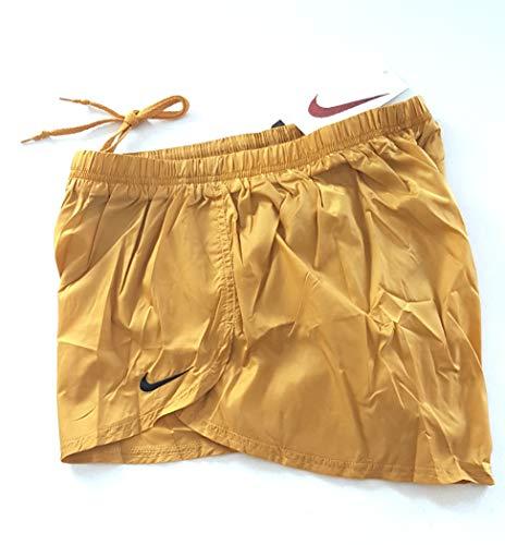 Nike Pro Elite Men's Running Shorts Gold Athlete Issue Vintage Original 1990's Herren M -