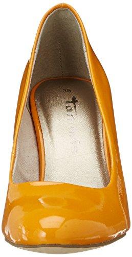 Tamaris Damen 22465 Pumps Orange (MANGO 637)