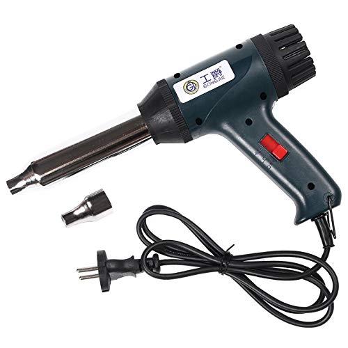 ExcLent GJ-HQ7 220V 700W Heat Gun Industrial Electric Hot Air Gun Kit Professional Schrumpffolie Blower Heater Plastic Schweißwerkzeuge -