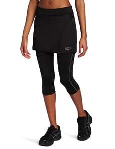 Gore Running Wear Jupe de Sport 3/4 noir Noir/blanc 38