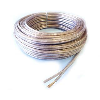 Classic loudspeaker cable, 100 %Copper 2 x 4.0 MM ² / 30 M