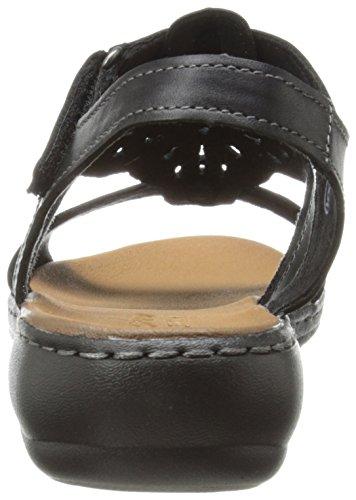 Skechers , Barre en T femme Noir - noir