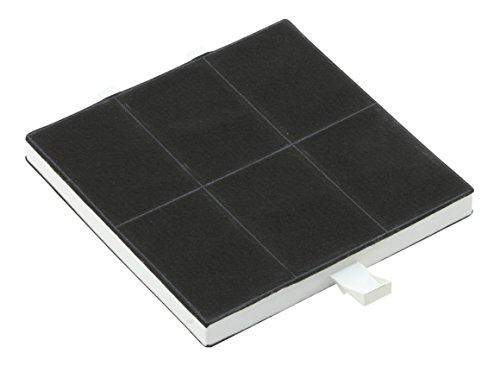 DREHFLEX® - Kohlefilter / Filter / Aktivkohlefilter passend für diverse Dunstabzugshauben / Hauben / Essen von Balay / Bosch / Constructa / Neff / Junker+Ruh / Siemens / Viva / Vorwerk etc. - passend für Teile-Nr. 360732 / 00360732