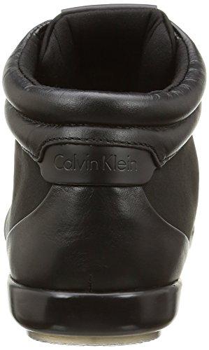 Calvin Klein Danny, Baskets Basses Homme Noir (Blk)