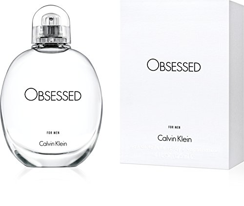 Calvin Klein Obsessed FOR MEN Eau de Toilette Spray 125 ml