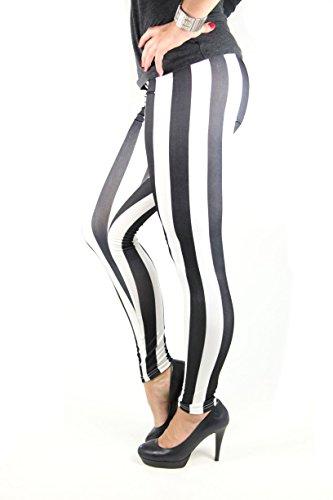 sexy-damen-leggings-schwarz-weiss-gestreift-zebra-grosse-s-l