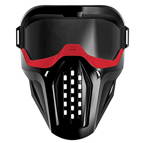 Mifive Gafas Protectoras MáScara Juegos l ire Libre